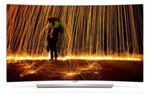 LG-55EG9209 4K Fernseher Vergleich
