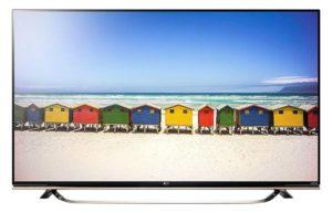 LG 60UF8519 4K Fernseher Vergleich