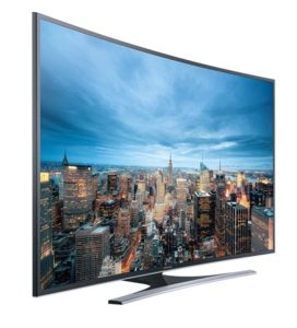 UE55JU6550 4K Fernseher Vergleich