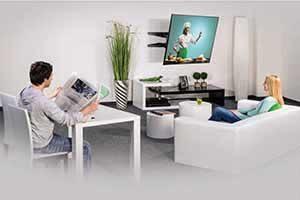 tv wandhalterung hama front